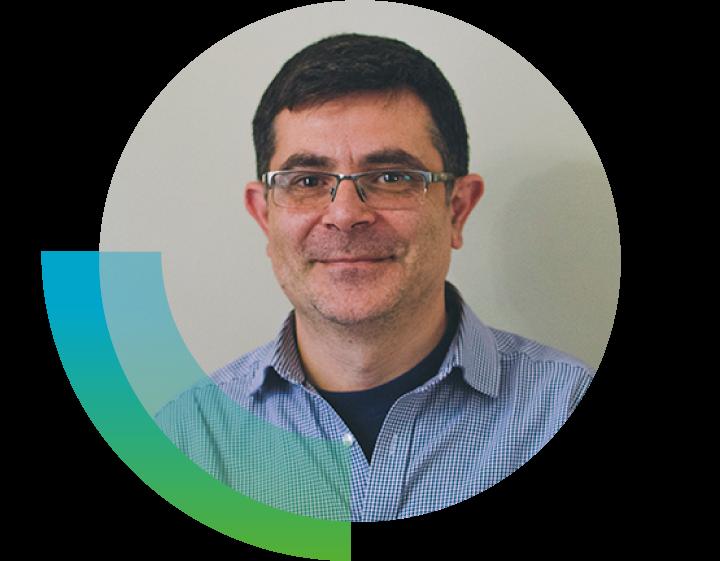 Pedro R. Cutillas, Professor of Cell Signalling & Proteomics
